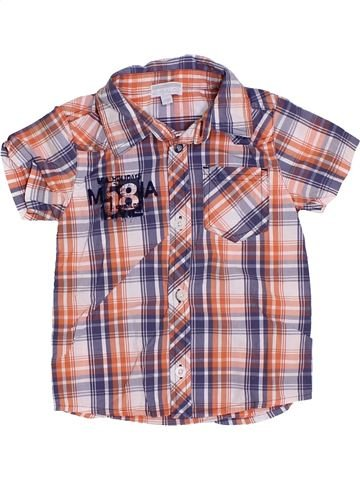 Camisa de manga corta niño KIMBALOO rosa 2 años verano #1326035_1