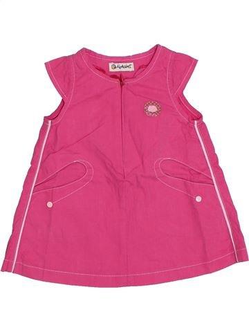 Vestido niña ALPHABET rosa 3 meses verano #1326077_1