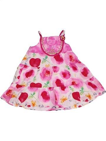 Robe fille ORCHESTRA rose 2 ans été #1326099_1