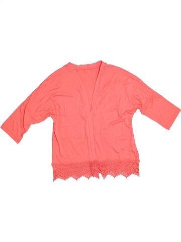 Chaleco niña DUNNES STORES rosa 9 años verano #1327610_1
