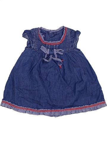 Vestido niña MAYORAL azul 3 meses verano #1327855_1