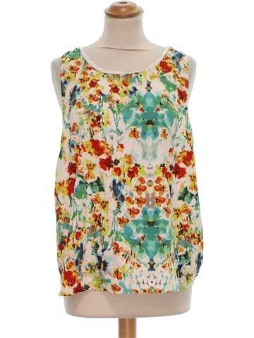 Camiseta sin mangas mujer PEACOCKS 42 (L - T2) verano #1327904_1
