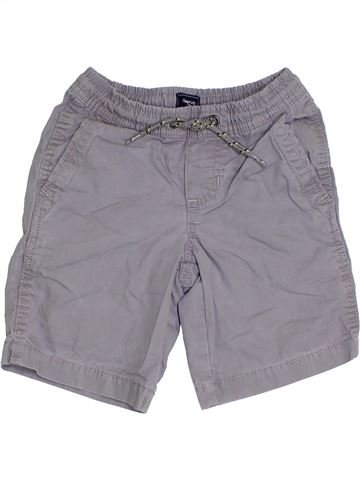 Short - Bermuda garçon GAP gris 7 ans été #1328381_1