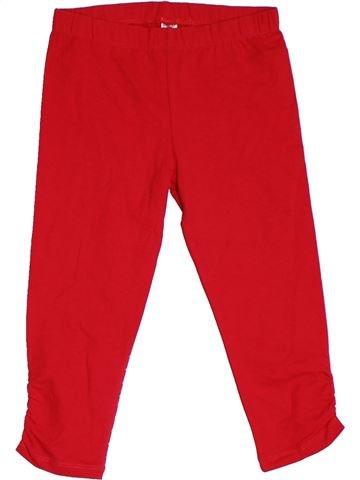 Legging niña DUNNES STORES rojo 7 años verano #1328418_1