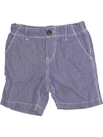 Short - Bermuda garçon H&M bleu 12 mois été #1328426_1