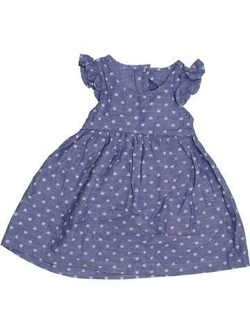 Vestido niña CHEROKEE gris 12 meses verano #1328506_1