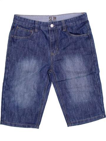 Short - Bermuda garçon PRIMARK bleu 12 ans été #1328920_1