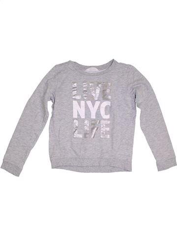 Sweat garçon H&M gris 12 ans hiver #1329311_1
