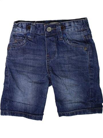 Short - Bermuda garçon MONSOON bleu 3 ans été #1329566_1