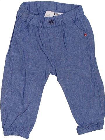 Pantalon garçon H&M bleu 6 mois été #1329695_1