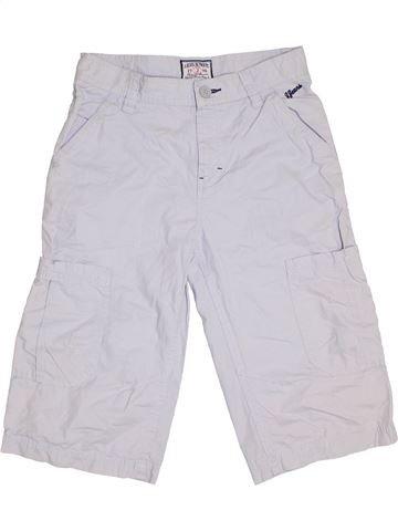 Short - Bermuda garçon J JEANS blanc 12 ans été #1329814_1