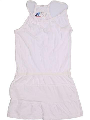 Robe fille ZEEMAN blanc 12 ans été #1329828_1