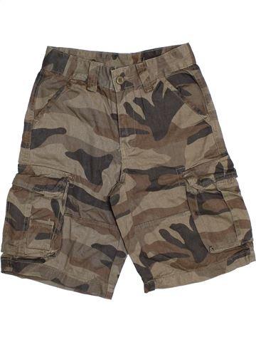 Short-Bermudas niño DUNNES STORES marrón 10 años verano #1329834_1