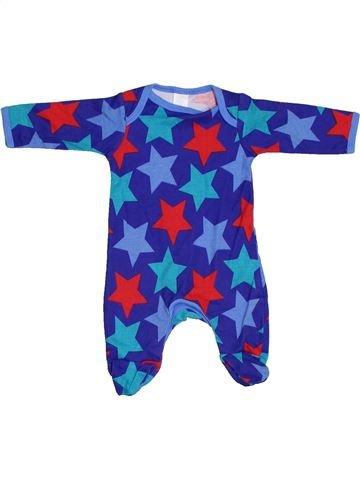 Pyjama 1 pièce garçon MINI CLUB bleu naissance été #1329849_1