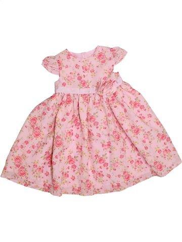 Robe fille GEORGE rose 2 ans été #1330467_1