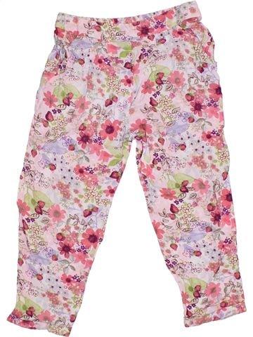 Pantalon fille NEXT rose 4 ans été #1330505_1
