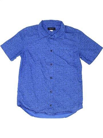 Camisa de manga corta niño RIVER ISLAND azul 11 años verano #1330774_1