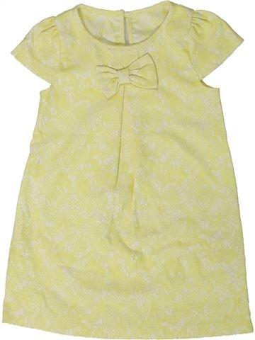 Robe fille DUNNES STORES vert 4 ans été #1330891_1
