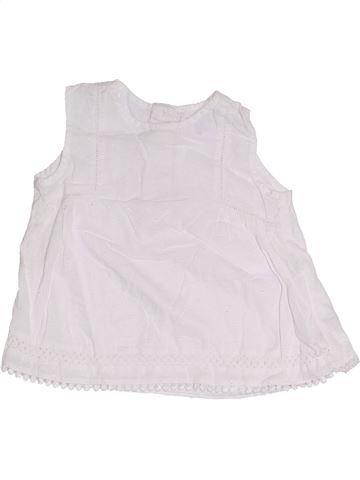 Blouse manches courtes fille NEXT blanc 2 ans été #1330911_1