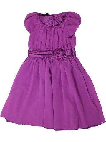 Robe fille TED BAKER violet 7 ans été #1330954_1