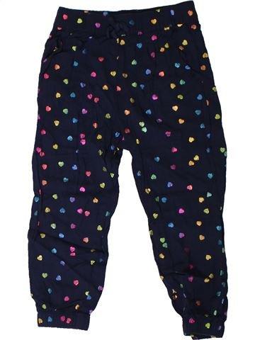Pantalon fille H&M noir 3 ans été #1331020_1