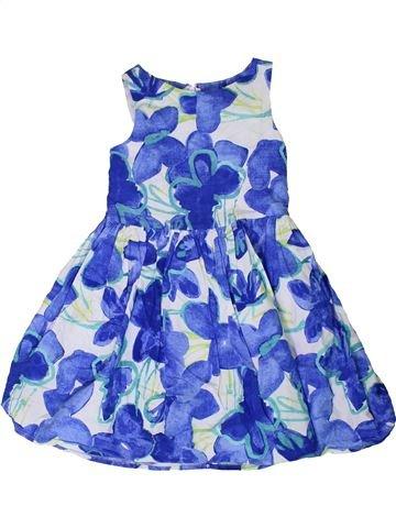 Robe fille NEXT bleu 5 ans été #1331070_1