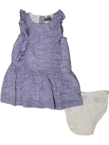 Robe fille GAP gris 2 ans été #1331180_1