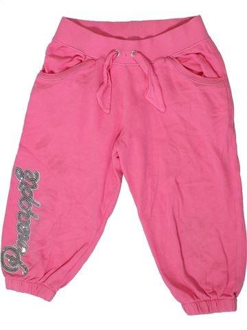 Pantalon fille PINEAPPLE rose 9 ans été #1331208_1