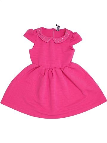 Vestido niña DUNNES STORES rosa 5 años verano #1331212_1