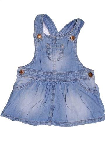 Robe fille F&F bleu 6 mois été #1331218_1
