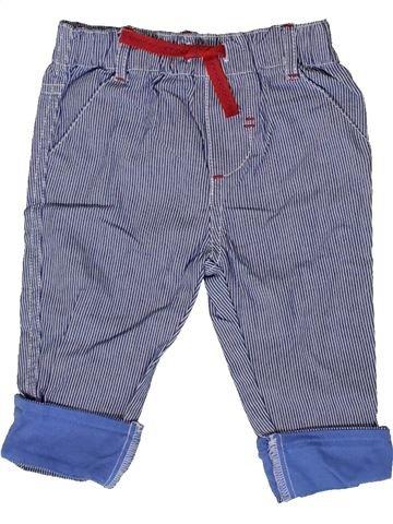 Pantalon garçon F&F gris 6 mois été #1331329_1