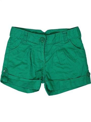 Short - Bermuda fille NEXT vert 9 ans été #1331493_1