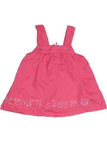 Robe fille BRIOCHE rose 3 mois été #1331511_1