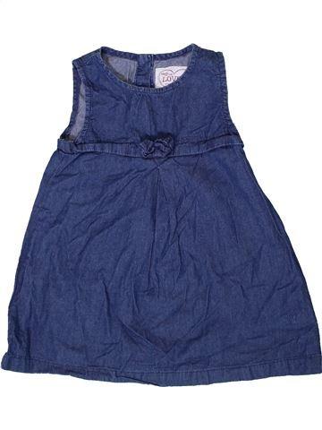 Robe fille PRIMARK bleu 3 ans été #1331607_1