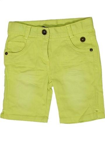 Short - Bermuda garçon BOBOLI vert 5 ans été #1331853_1