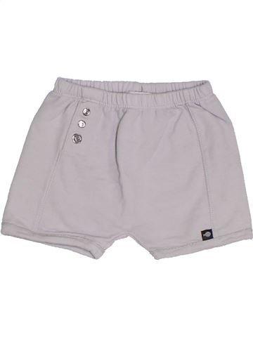 Short - Bermuda garçon DPAM gris 1 mois été #1332296_1