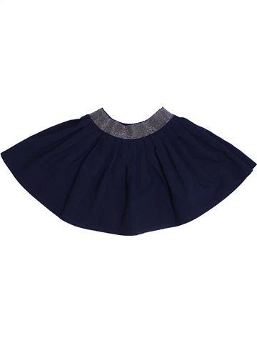 Falda niña CYRILLUS negro 4 años invierno #1332423_1