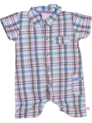 Combinación corta niño NOUKIE'S violeta 3 meses verano #1332567_1