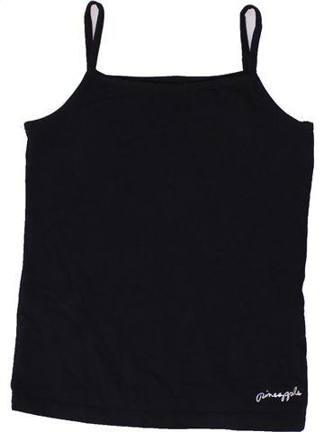 Camiseta sin mangas niña DEBENHAMS negro 10 años verano #1332974_1