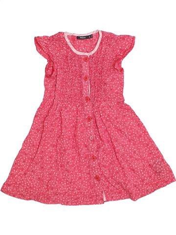 Vestido niña MEXX rosa 6 años verano #1333114_1