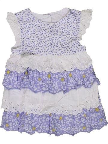 Vestido niña MOTHERCARE blanco 2 años verano #1333310_1