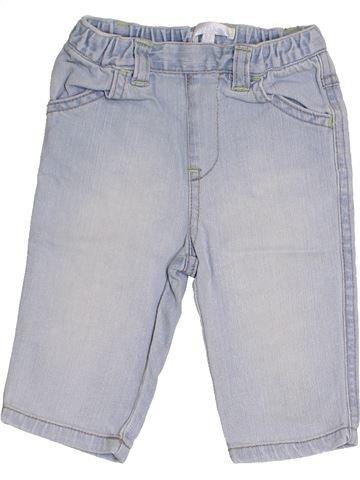 Pantalon fille KIABI gris 6 mois été #1333724_1