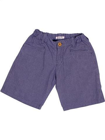 Short - Bermuda garçon BELLEROSE violet 8 ans été #1333788_1