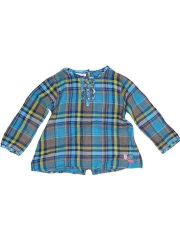 Blusa de manga larga niña LA COMPAGNIE DES PETITS azul 4 años invierno #1334293_1