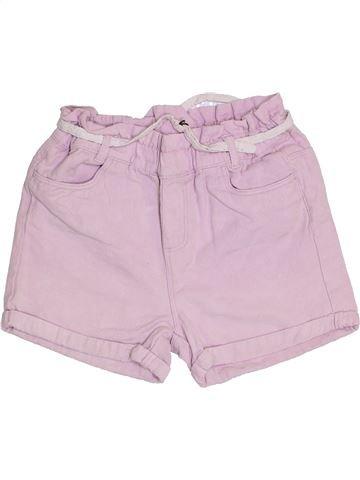 Short-Bermudas niña TAPE À L'OEIL rosa 10 años verano #1334419_1
