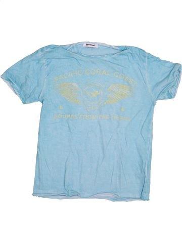 Camiseta de manga corta niño 3 POMMES azul 4 años verano #1334726_1