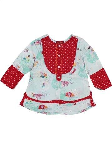 Camisa de manga larga niño CHIPIE rojo 2 años invierno #1334801_1