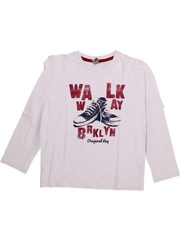 Camiseta de manga larga niño TAPE À L'OEIL blanco 10 años invierno #1335255_1