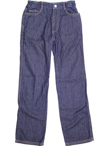 Tejano-Vaquero niño PETIT BATEAU azul 10 años verano #1335398_1