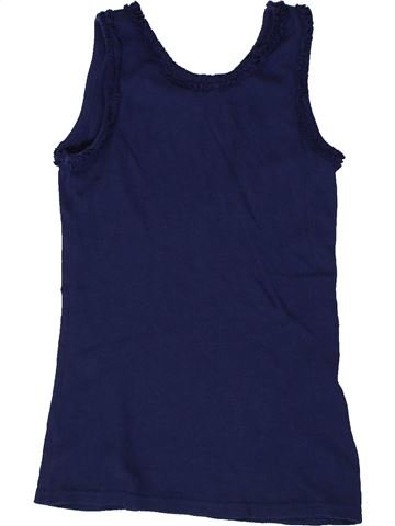 T-shirt sans manches fille I LOVE GIRLSWEAR bleu 9 ans été #1335582_1